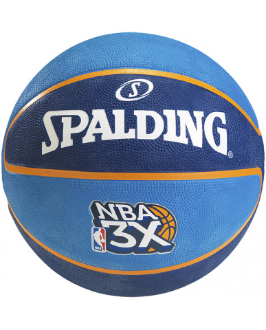 SPALDING NBA 3X BALL (OUTDOOR)