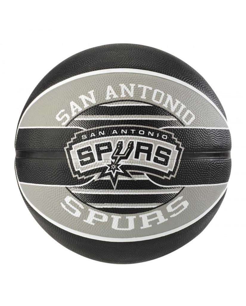SPALDING NBA TEAM  SPURS (OUTDOOR)