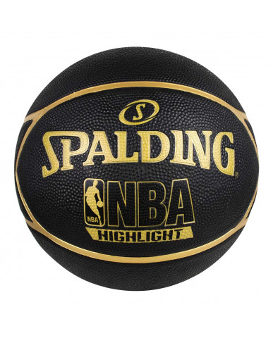 SPALDING COMPOSITE HIGHLIGHT (GOLD)