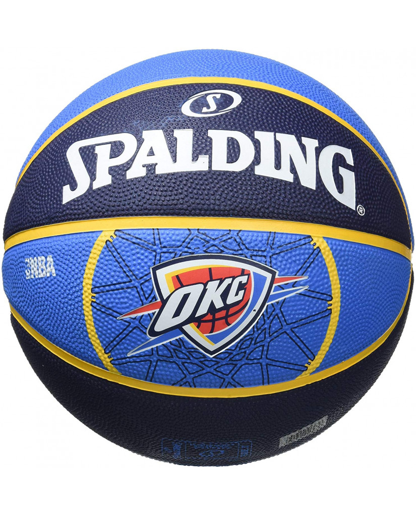SPALDING NBA TEAM  OKLAHOMA CITY THUNDER '15