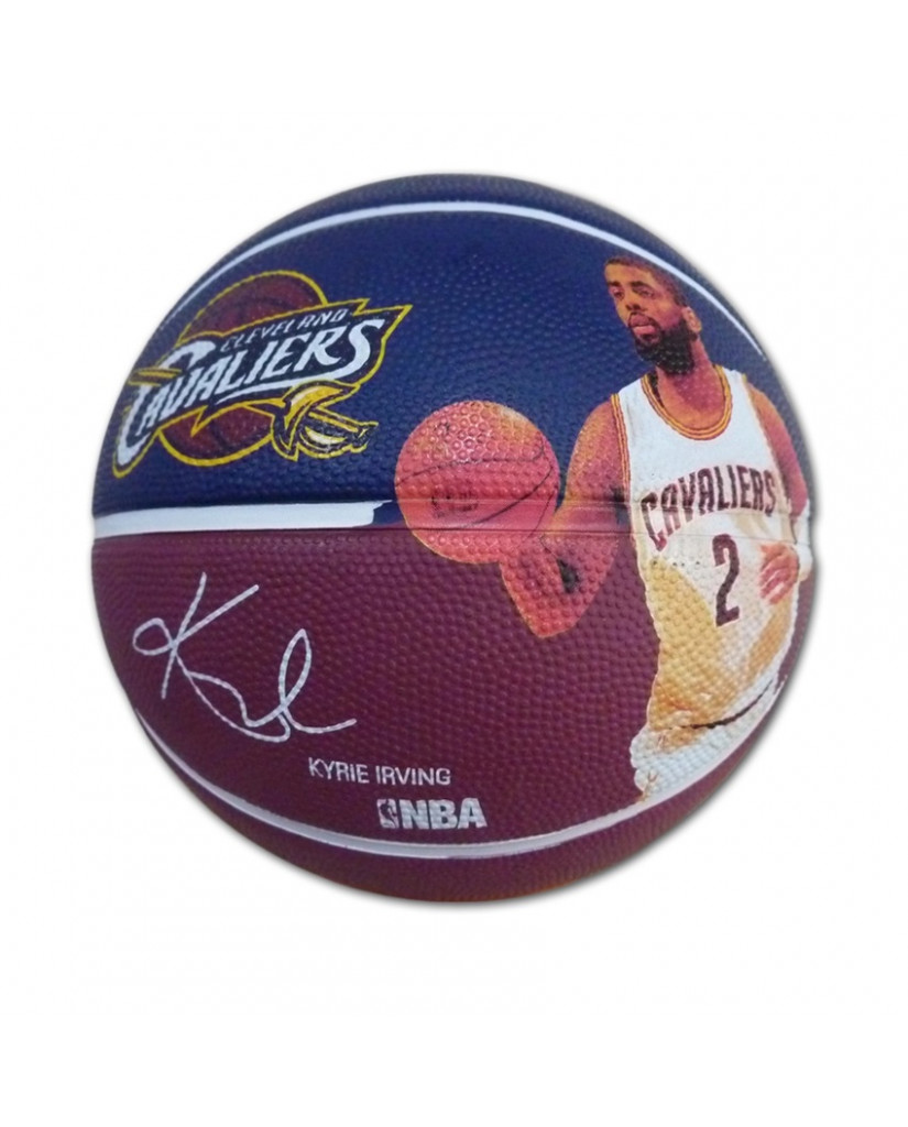 SPALDING NBA PLAYER KYRIE IRVING